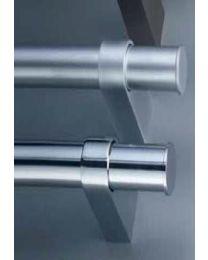 Kessebohmer buis LINERO 120cm Ø16mm croom mat incl steunen