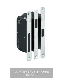 No-Ha magneetslot voor wcgrendel+tegenplaat B FOUR 190x22mm oud