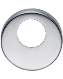 Fusital cylinderslplaat inox mat PZ rond 22,5