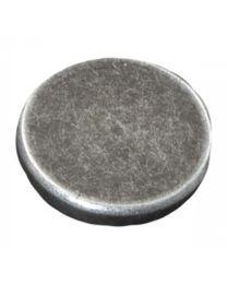 ABP Beyerle dopjes voor leder lus Ø15mm M4x25mm inox mat