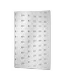 Blomus magneetbord geperforeerd 75x115cm MURO inox mat