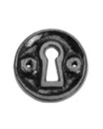Rutten sleutelplaat 242 zwart gegoten BB