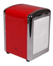 Cabanaz tissuedispenser CABANAZ rood
