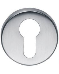 Fusital sleutelplaat inox mat PZ