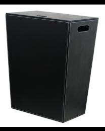 Koh-I-Noor linnenmand ECOPELLE H480x430x260mm leder zwart