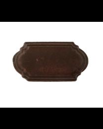 CDF/Création du Fer meubelknop roest 45mm