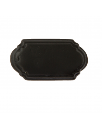CDF/Création du Fer meubelknop zwart retro 45mm