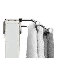 Giese handdoekhouder/droger voor radiator 580x230mm croom poli