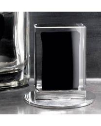 Fantini kraangreepknop murano VENEZIA croom/zwart