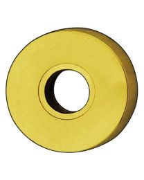 Bisschop rozet onzichtbare montage Ø50mm croom poli