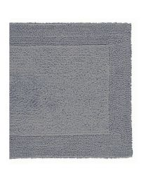 Batex badmat/tapijt DUO-FLOR 55x65cm grijs