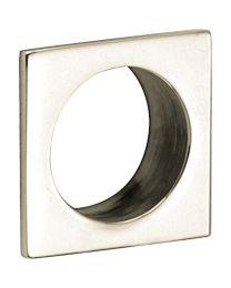 Quincalux krukrozet klein vierkant 634 zwart
