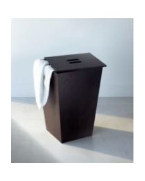 Pom D'or linnenmand ISIDE H54x34x34cm licht hout