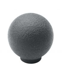 HDD Pro vloerdeurstop CONFA Ø25xH27mm rubber grijs