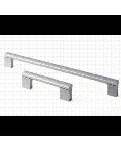 IBE meubelgreep 160mm aluminium mat