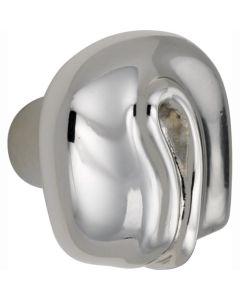 Salice Paolo meubelknop NODO 23mm nikkel poli