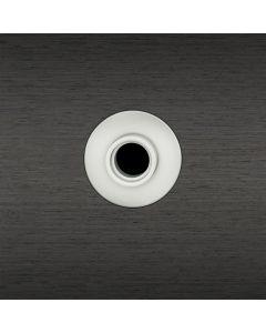 FSB krukrozet infrees inox mat deurdikte 38-44mm