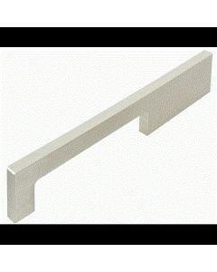 IBE meubelgreep DRIMO 160mm new asymmetrisch inoxlook
