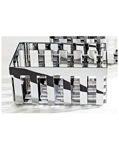 Decor Walther multifunctionele box 20x12x9,50cm croom
