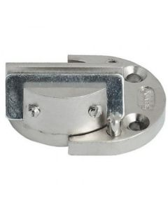 Hafele meubelscharnier/pivot glasdeur GLARIOR chroom poli