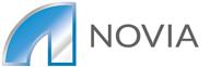 Novia - antwerpen - logo
